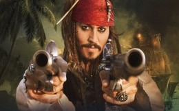 Jack Sparrow with two pistols, CYP