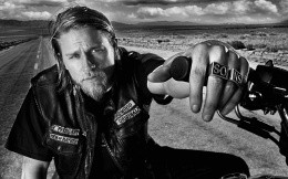 Jackson Teller (Charlie Hunnam), photos from the movie Sons of Anarchy