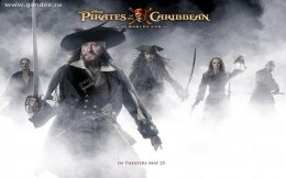 Movie - Pirates of the Caribbean - Wallpapers - Movies