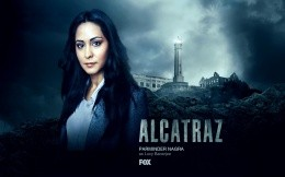 Parminder Nagra, the TV series Alcatraz