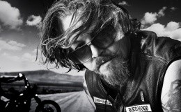 Philip Telford (Pyr) from the movie Sons of Anarchy, photo