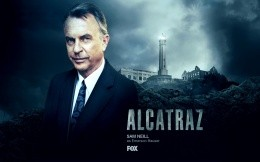 Sam Neill in the film Alcatraz