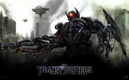 Screen saver on the computer in the film Transformers 3