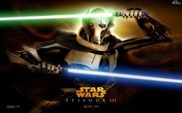 Star Wars Episode 3, wallpaper of the film