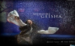 The film Memoirs of a Geisha - Wallpapers Memoirs of a Geisha - movie theme