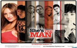 The film, she man - an American comedy, oyuoi Wallpaper Shes the Man - Movie