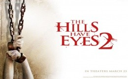 The hills have eyes 2 - wallpaper of the film - The Hills Have Eyes Part 2
