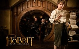 The Hobbit: An unexpected Journey, Bilbo Baggins in his youth