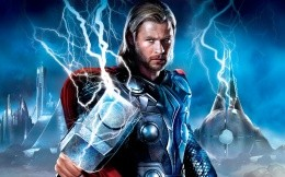 The main character of the movie Thor
