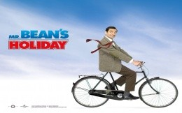 The movie Mr. Bean Holiday - mister mr Bean Holiday - Wallpaper