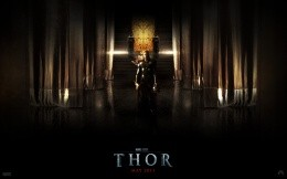 The movie Thor (2011), screen saver on your desktop.