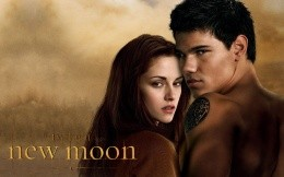 The twilight saga: new moon (Eclipse: the new moon), wallpaper