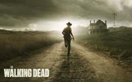TV series The Walking Dead, fleeing police