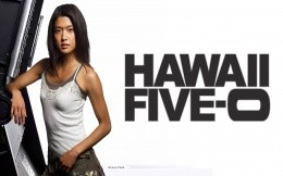 Wallpaper on the theme of the series Hawaii 5-0