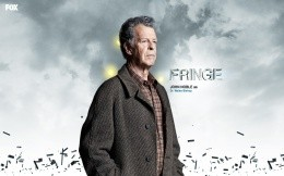 Walter Bishop, the main character of the series Fringe