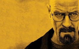 Walter White, the protagonist of the series Breaking Bad