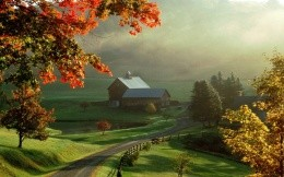 Small farm, very beautiful and high quality wallpapers for your desktop.