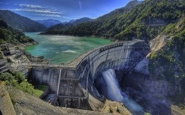 Dam in the United States