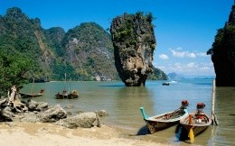 Coast in Thailand