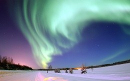 Northern Lights ....