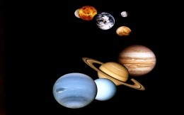 All of the planets