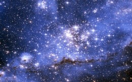 Star cluster in our galaxy