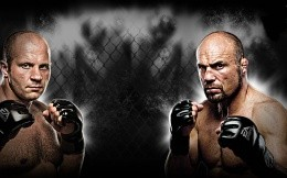 Fedor vs Randy Couture