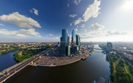 Business Center in Moscow