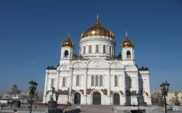 Moscow (Cathedral of Christ the Saviour)