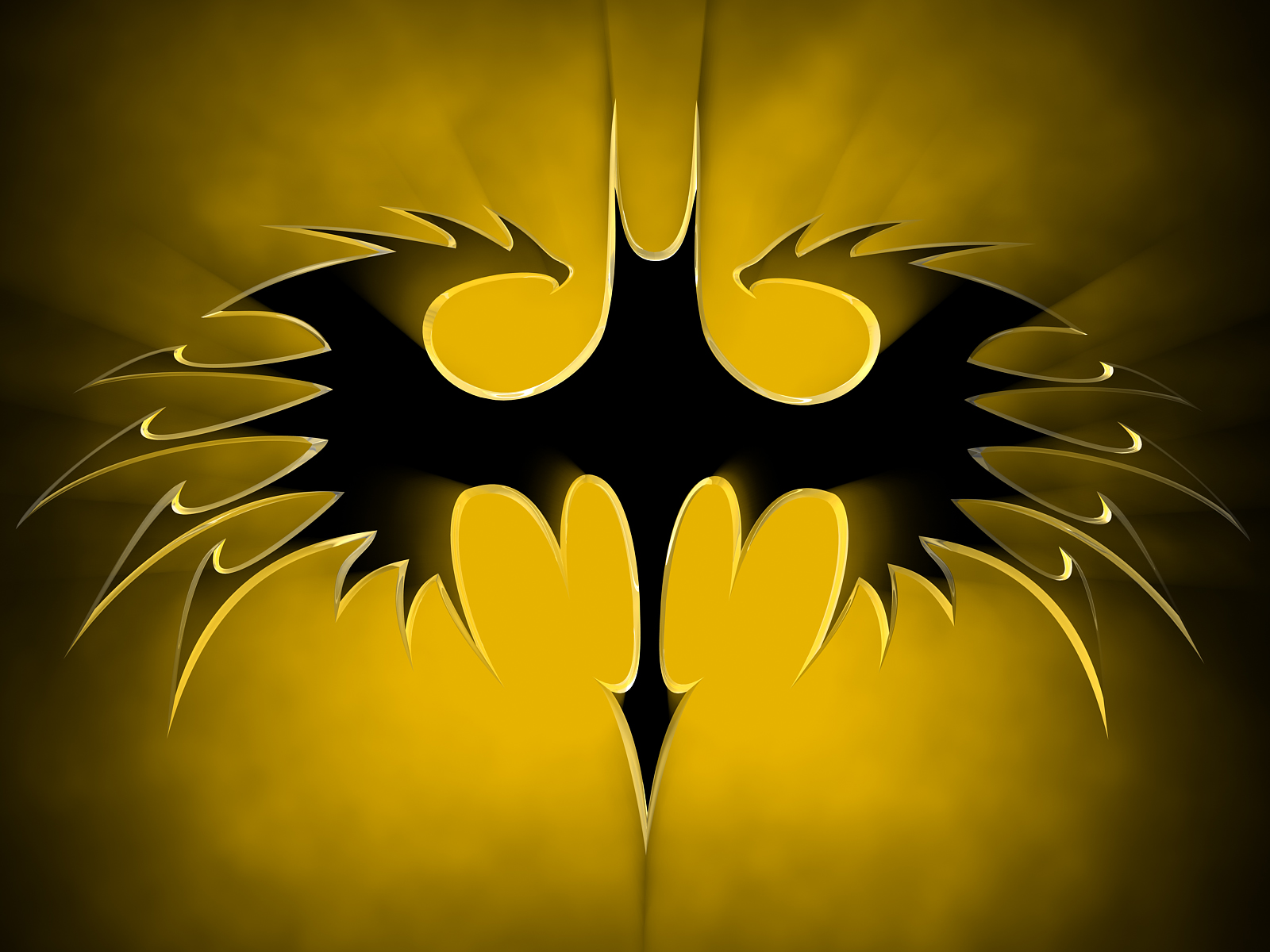 3D icon Batman - desktop backgrounds - BatMan