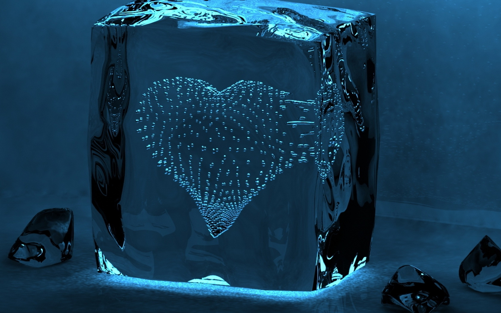 icy heart