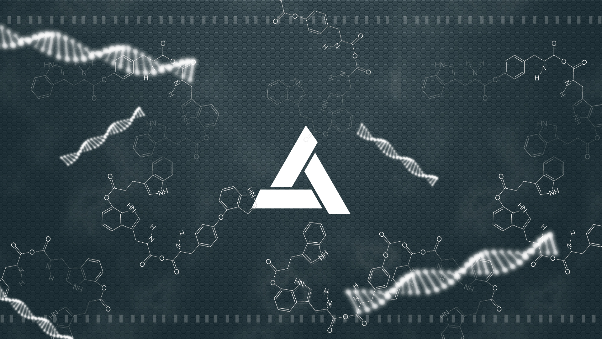 Abstract wallpaper on genetics