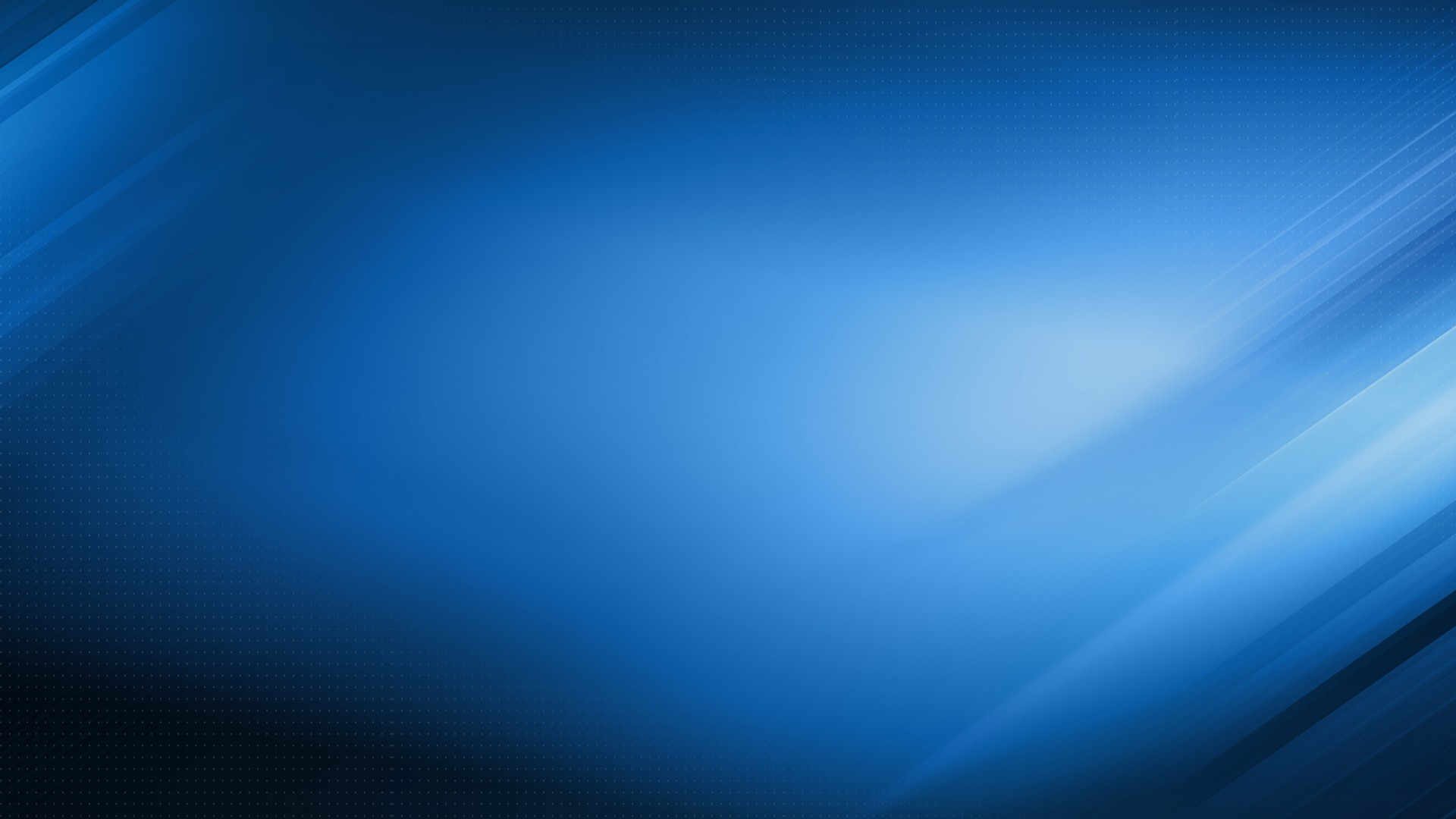 Blue abstraction, background on the desktop