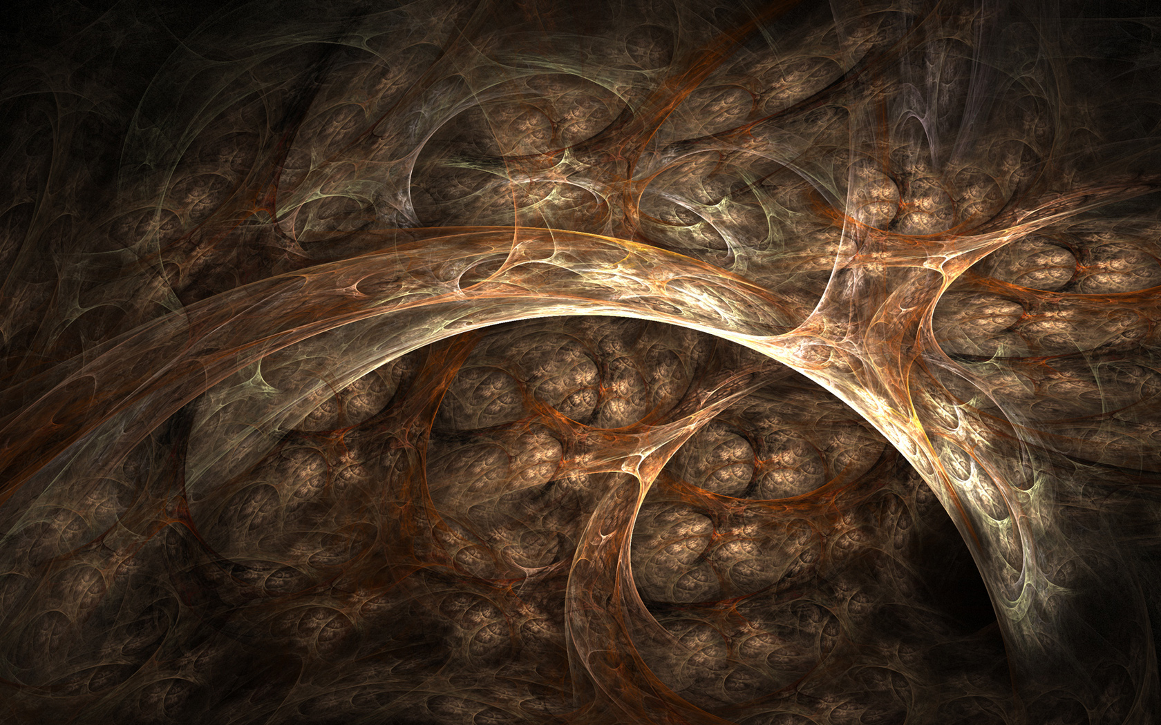 Great widescreen wallpaper brown abstraction