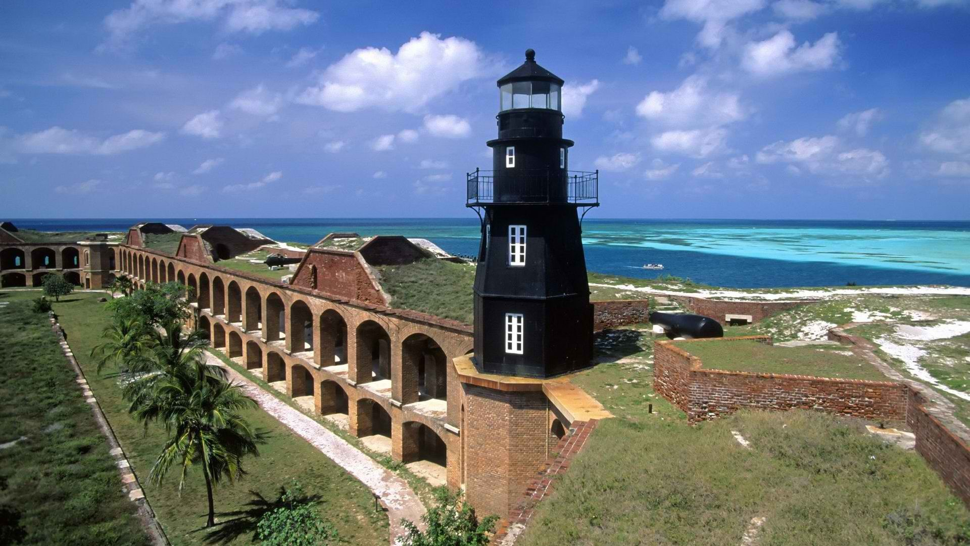 Fort National Park of Florida