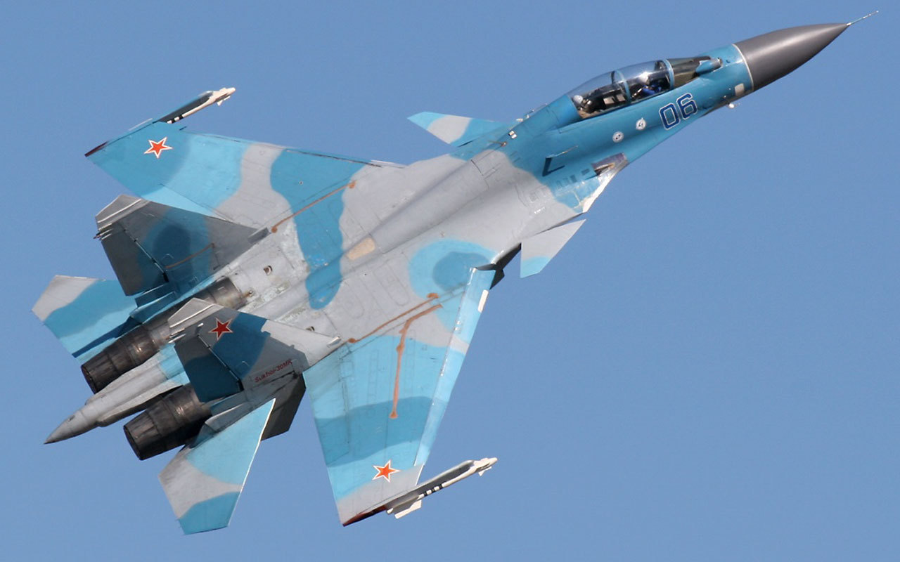 our MiG-29