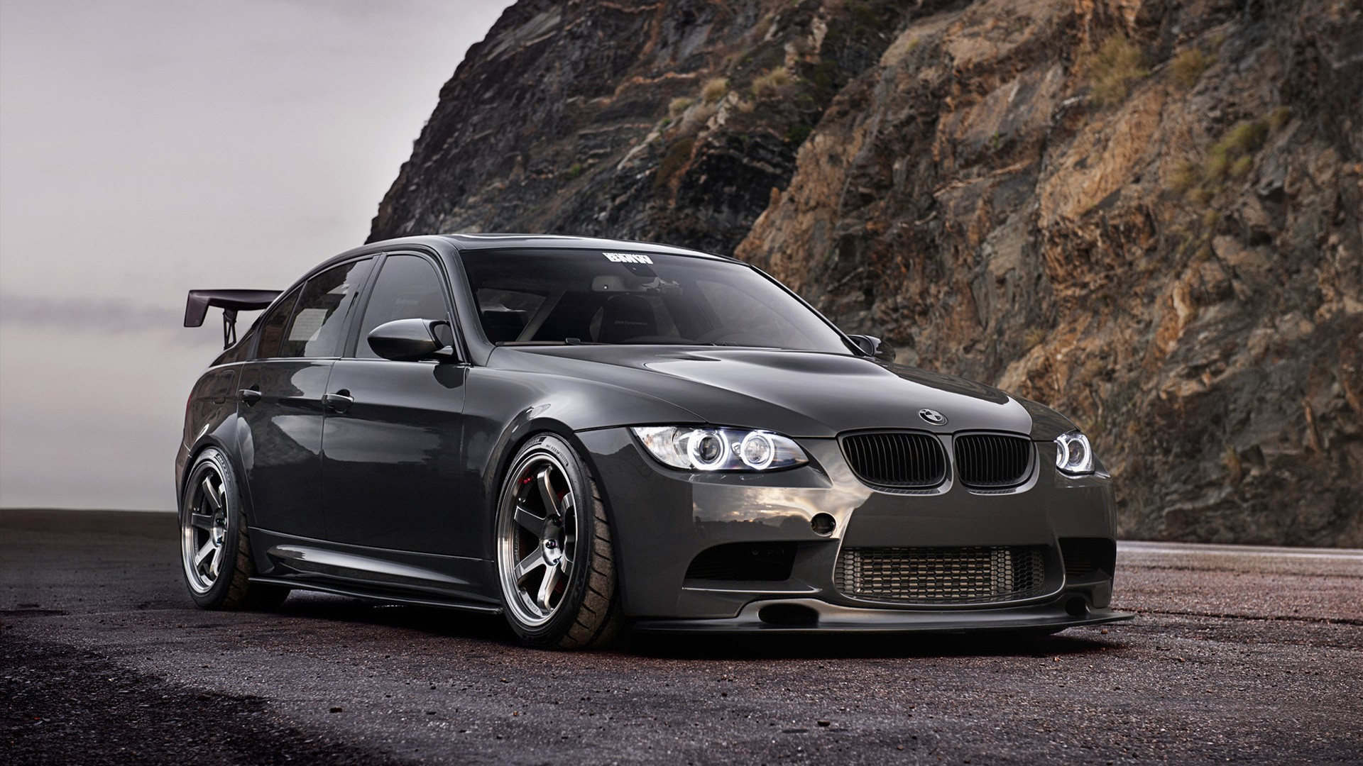 BMW M3 tuning, photos