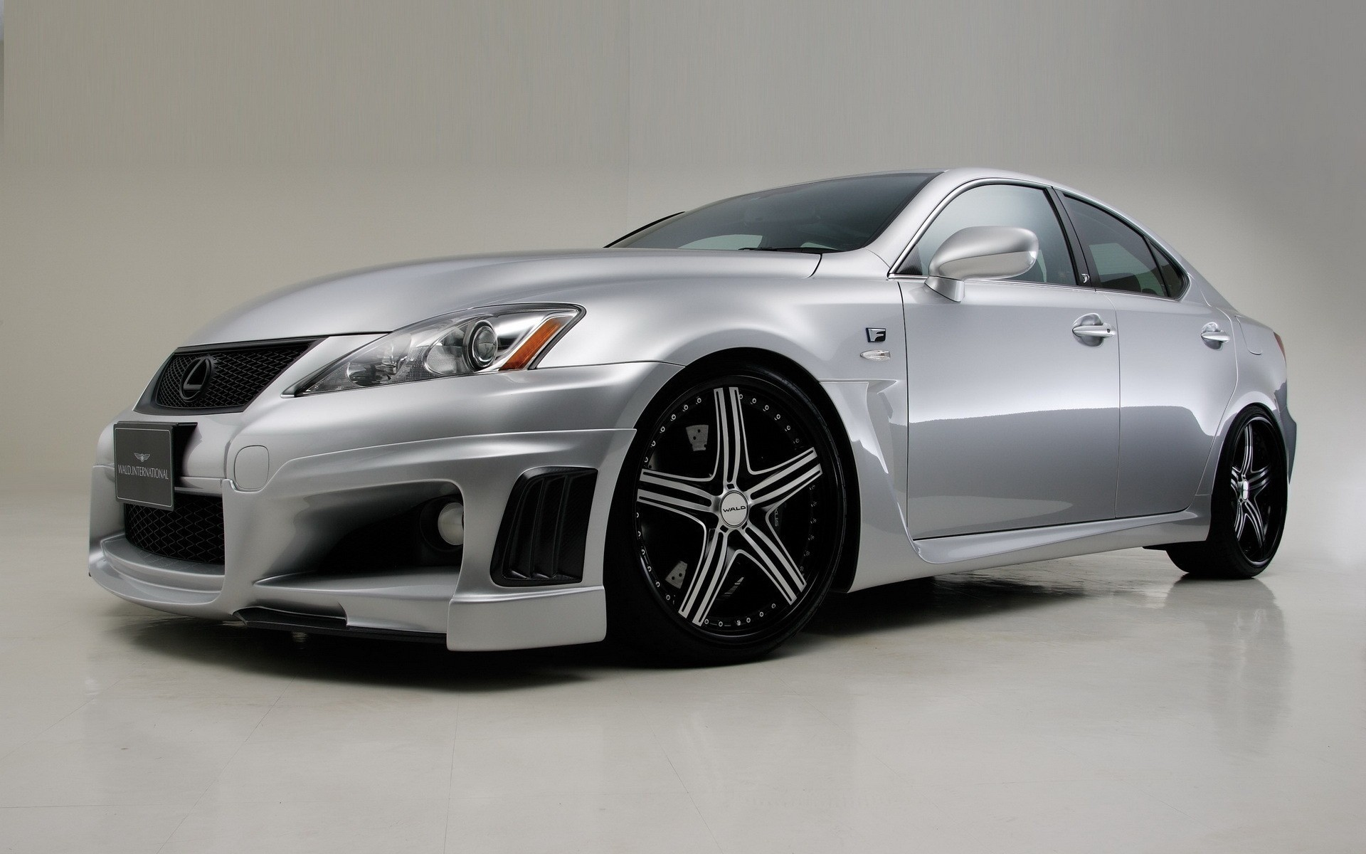 Car Lexus IS F, photo wallpapers
