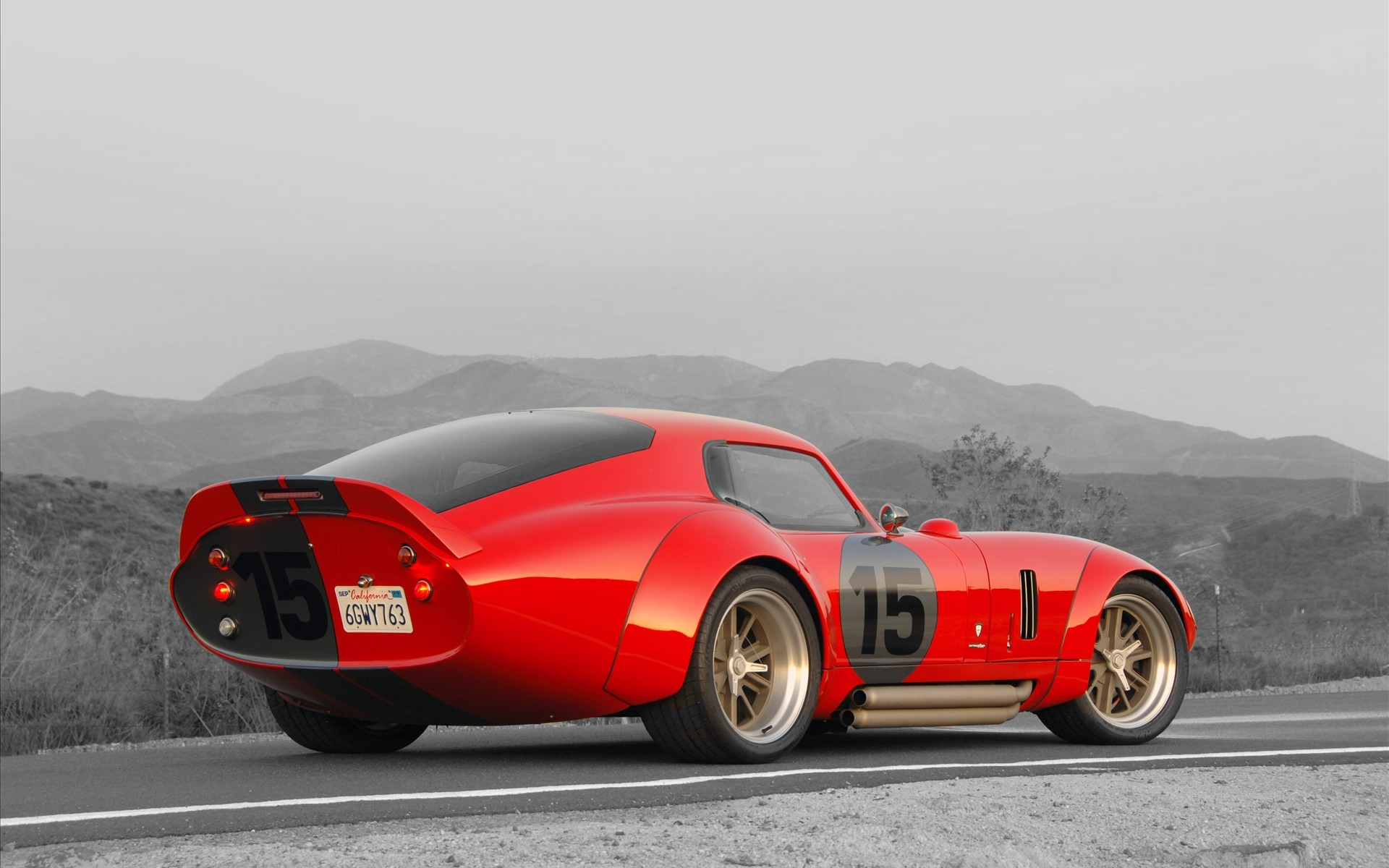 Car shelby cobra daytona coupe wallpapers.
