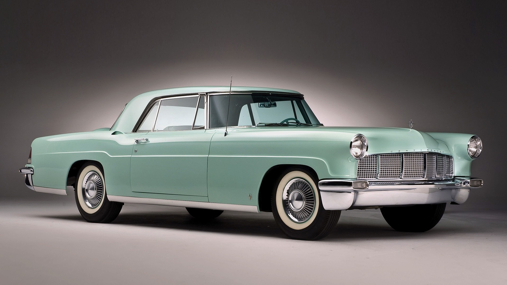 Lincoln Continental Old mobile