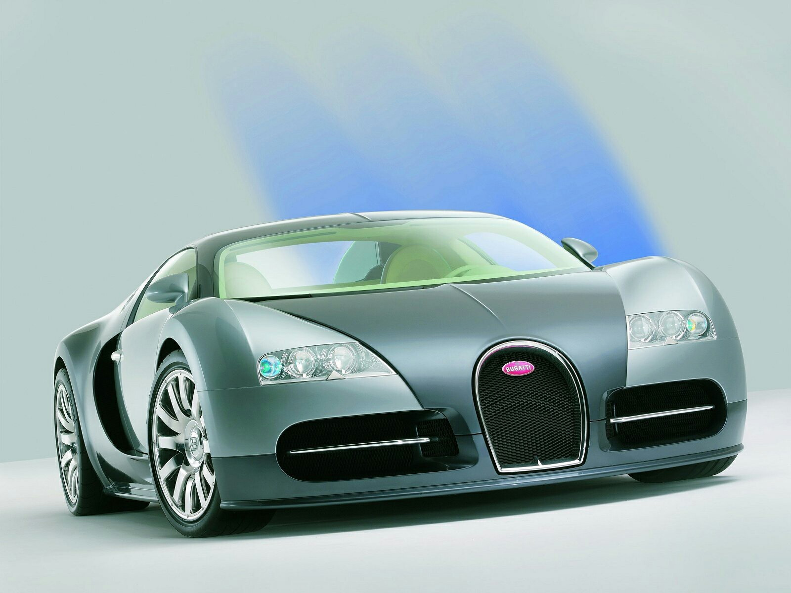 Luxurious and expensive car Bugatti wallpaper.