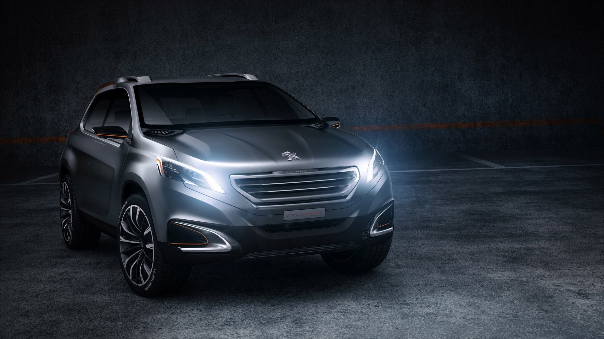 Peugeot Urban, Crossover Concept