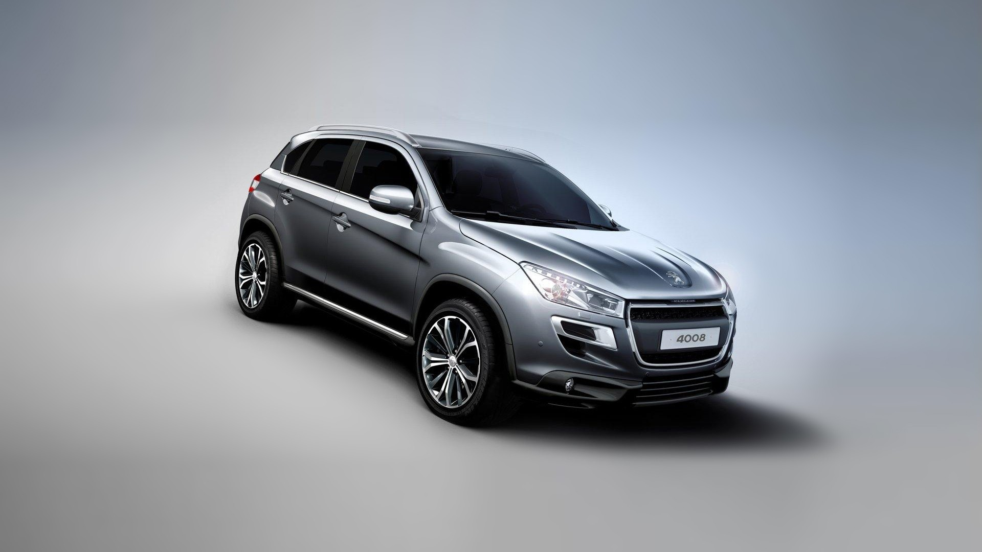 The new Peugeot 4008, photo