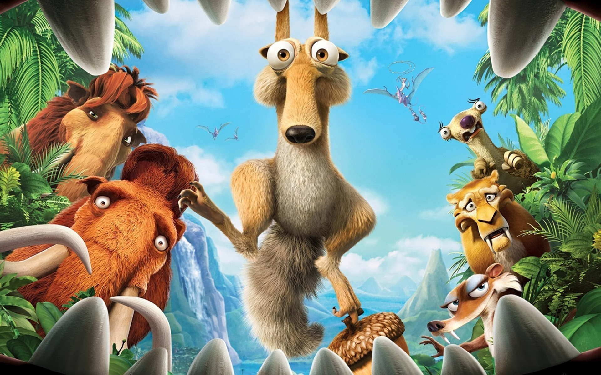 Heroes of the Ice Age