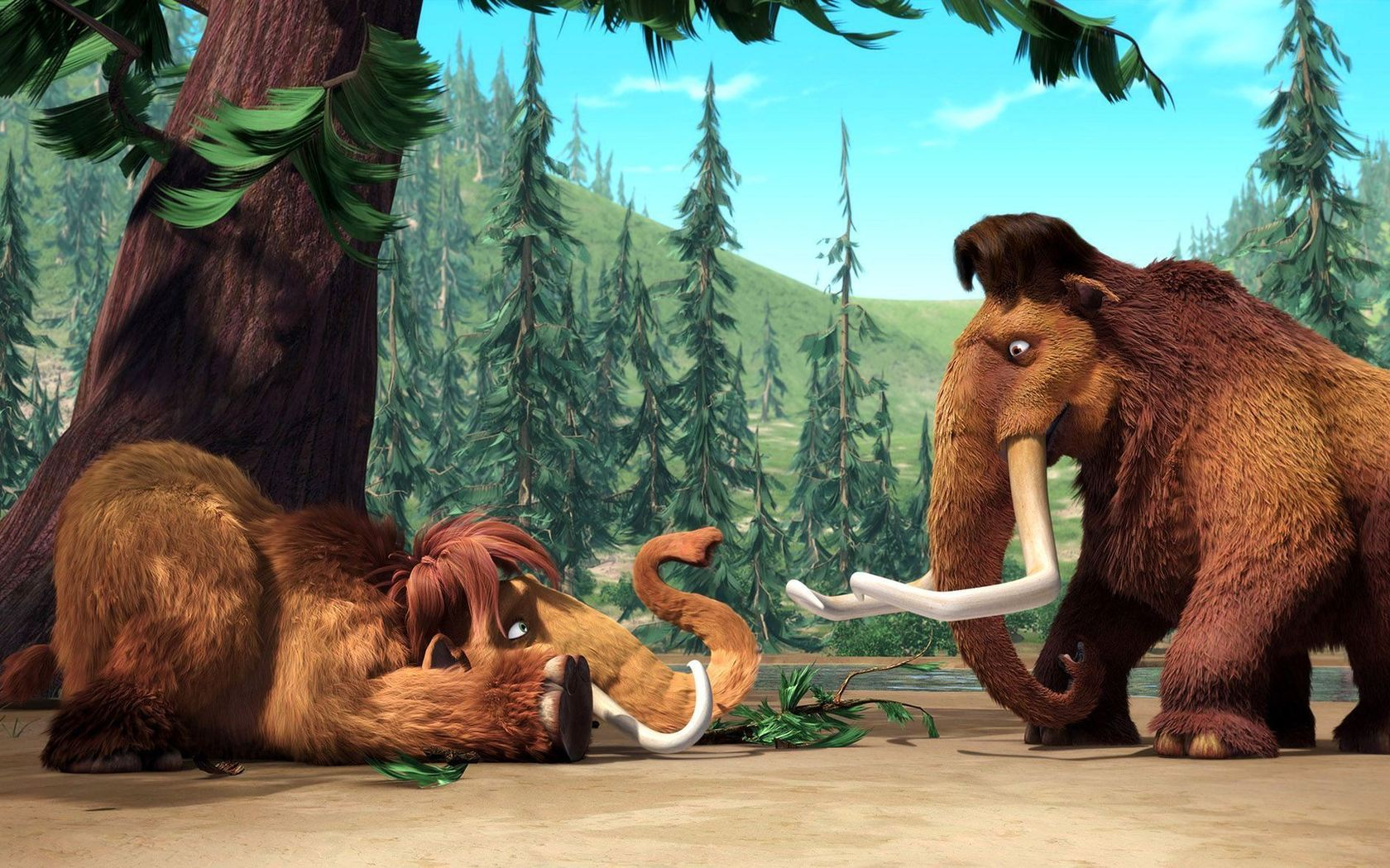 Mammoths of the Ice Age