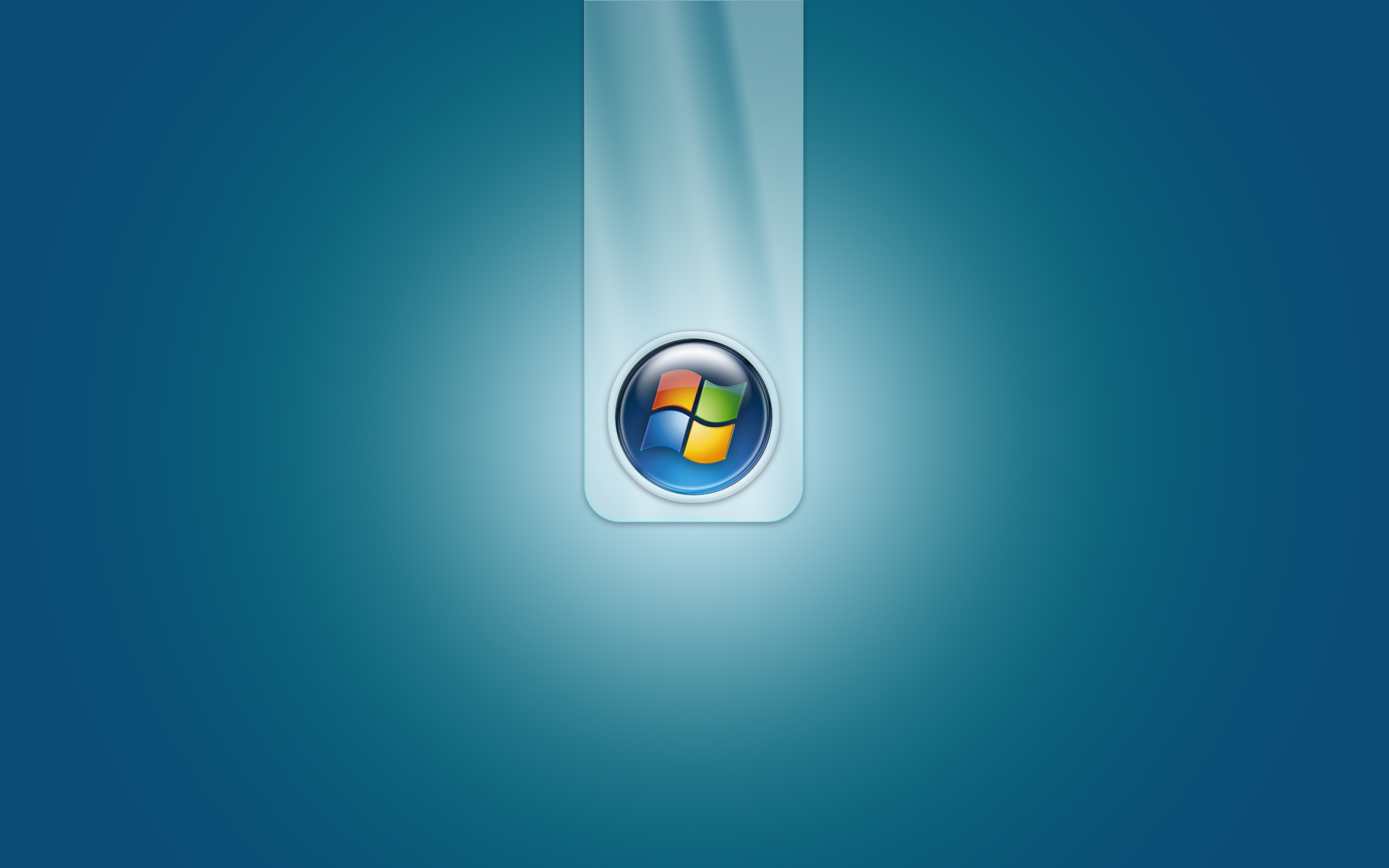 A beautiful screen saver for Windows 7