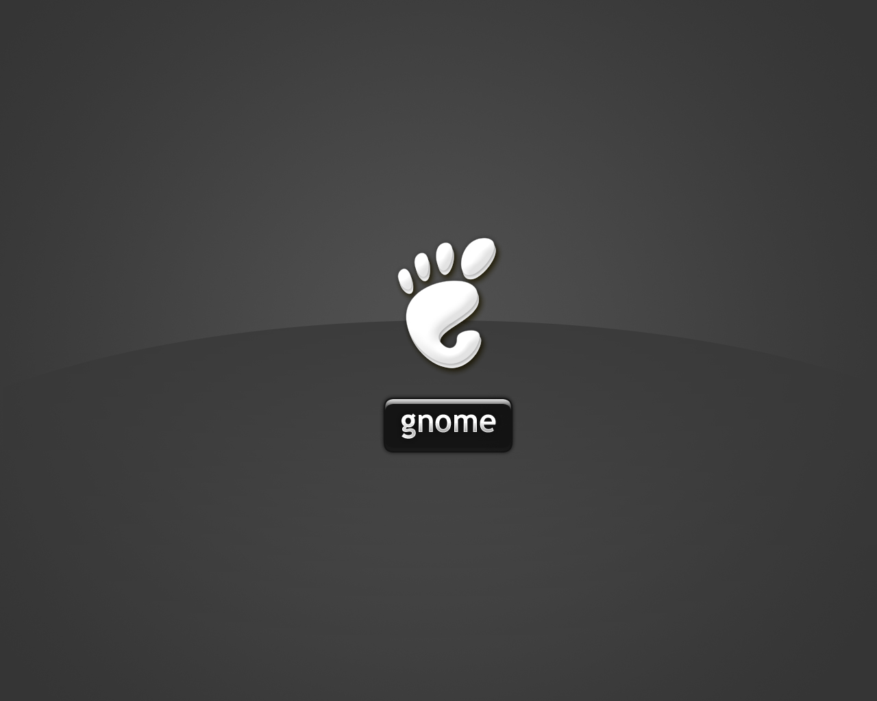 Gnome, Linux, RedHat - Wallpapers - GDI Gnome