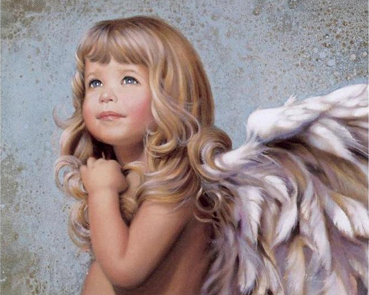 children are angels-Nancy Noel