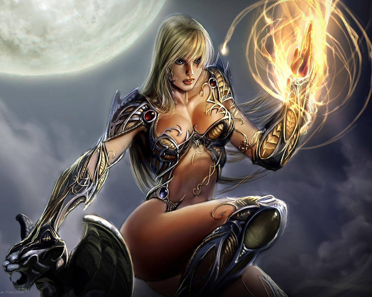 Warrior woman fantasyporn pictures sex movies
