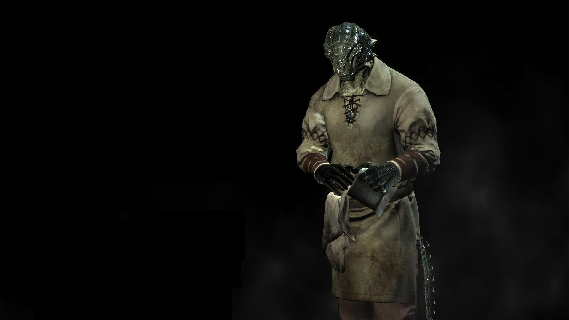 Argonian from the game Skyrim